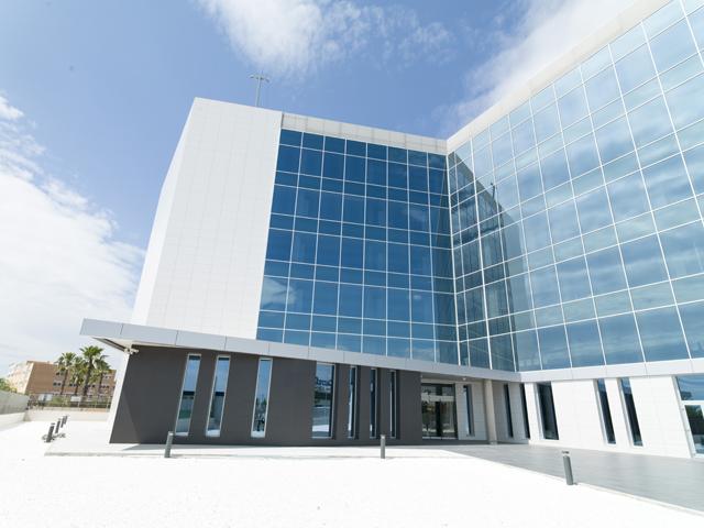 Porcelanosa group projects vila real courthouse - Porcelanosa castellon ...