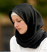 namuslu bayan, müslüman kadın, baş örtüsü tesettür