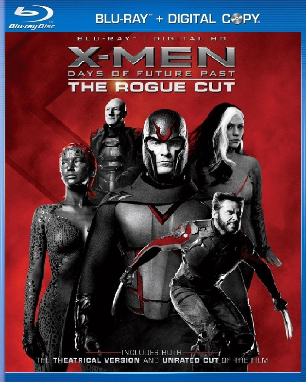 [Master แท้มาใหม่] X-Men: Days of Future Past – The Rogue Cut (2014) : X-เม็น สงครามวันพิฆาตกู้อนาคต (ฉบับพิเศษ) [1080p HQ] [เสียงไทยมาสเตอร์ 5.1]