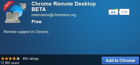 ใช้งานคอมพิวเตอร์แบบรีโมทจาก Google Chrome ด้วย Chrome ...