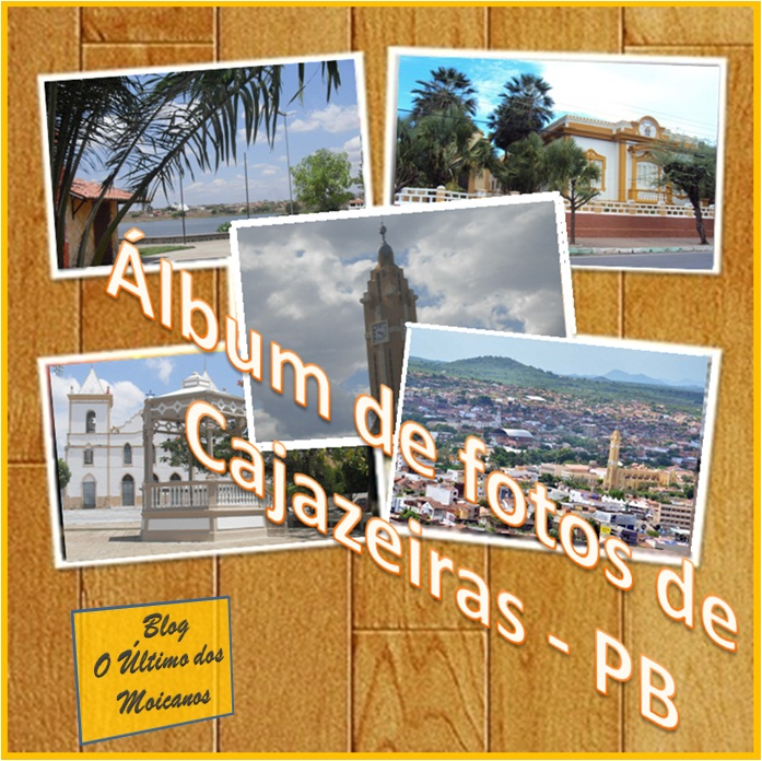 Álbum de fotos de  Cajazeiras - PB