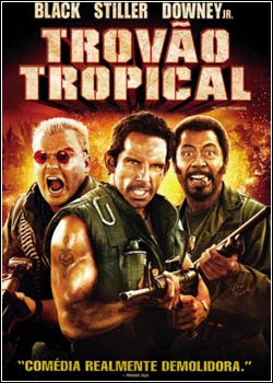 Download - Trovão Tropical - DVDRip Dual Áudio