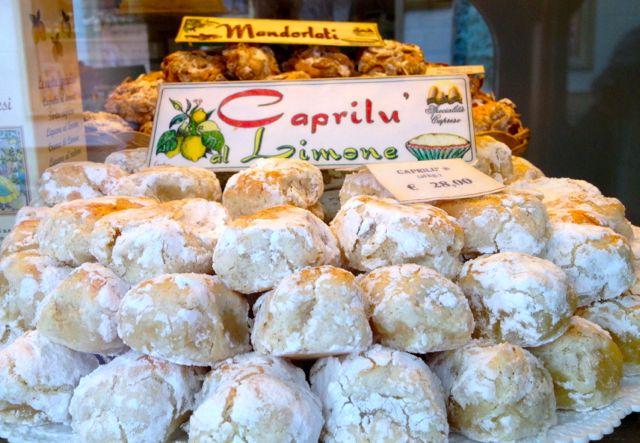 gelato in Capri