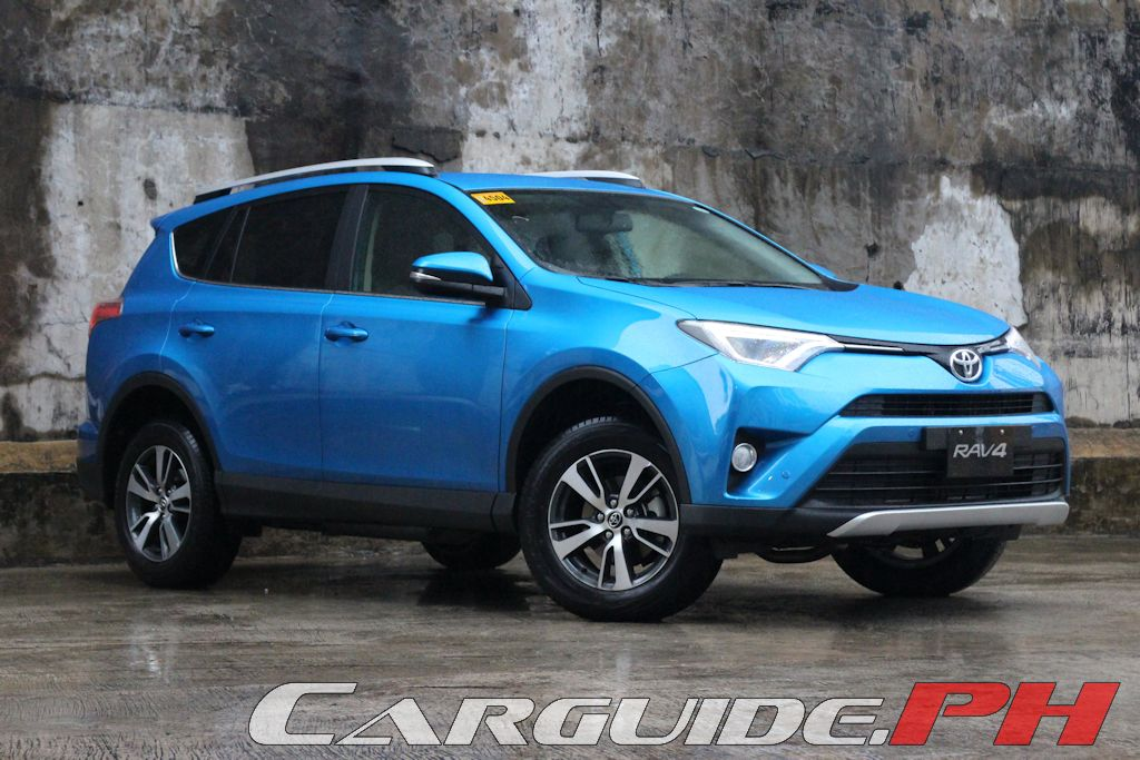 review 2016 toyota rav4 4wd premium philippine car news. Black Bedroom Furniture Sets. Home Design Ideas