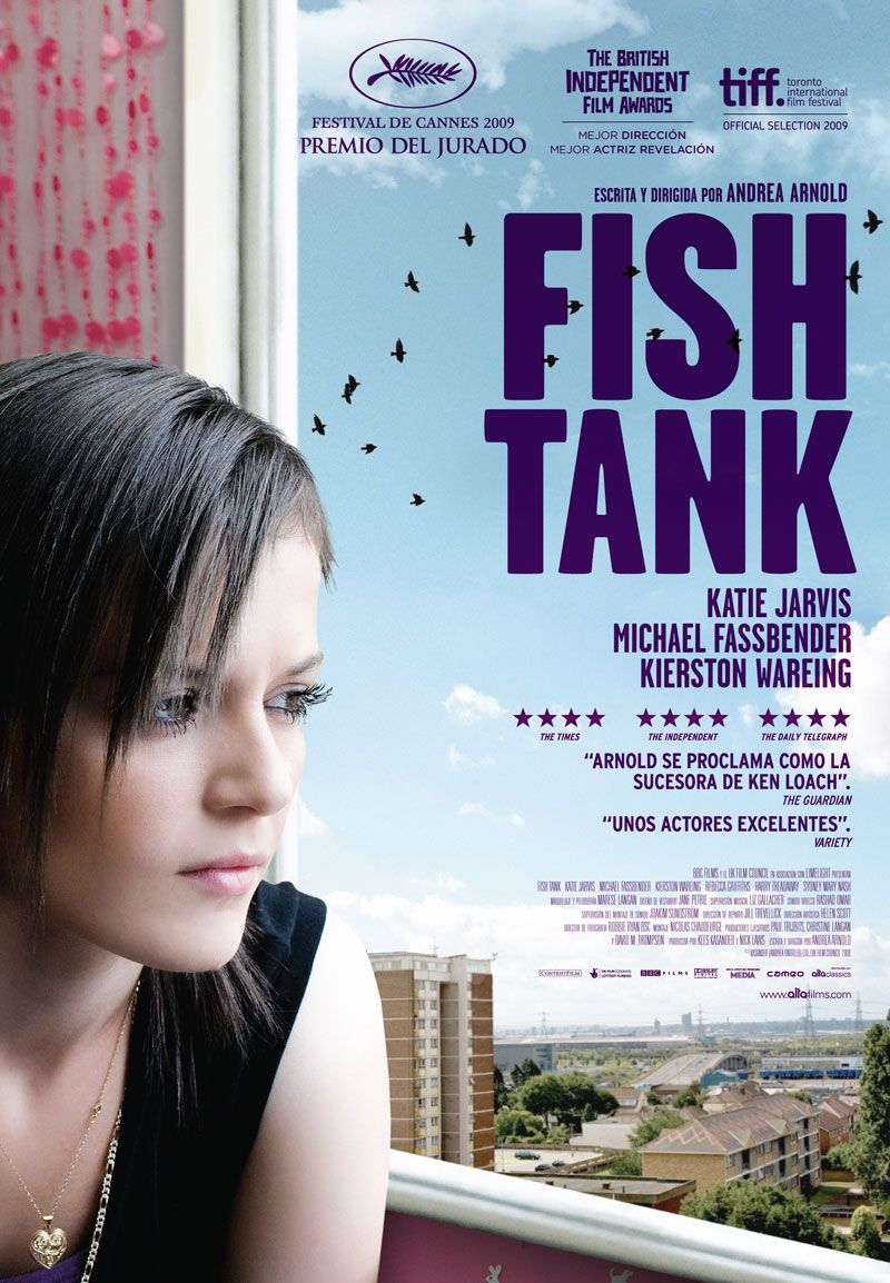 my film journal fish tank
