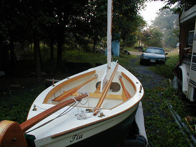 Instant Boats Teal : Sailing on inland seas another well done teal