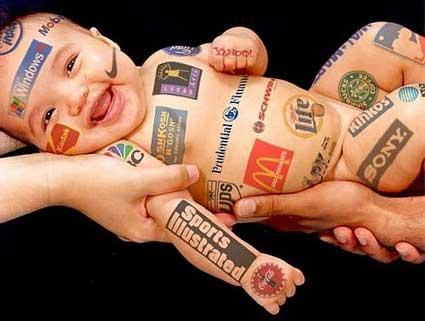 tatuagens em bebes