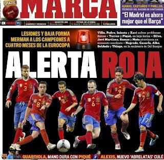 SPANSH FOOTBALL