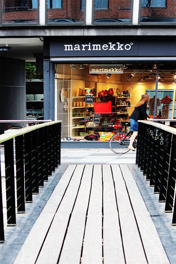Amalie loves Denmark Städtereise nach Aarhus Marimekko
