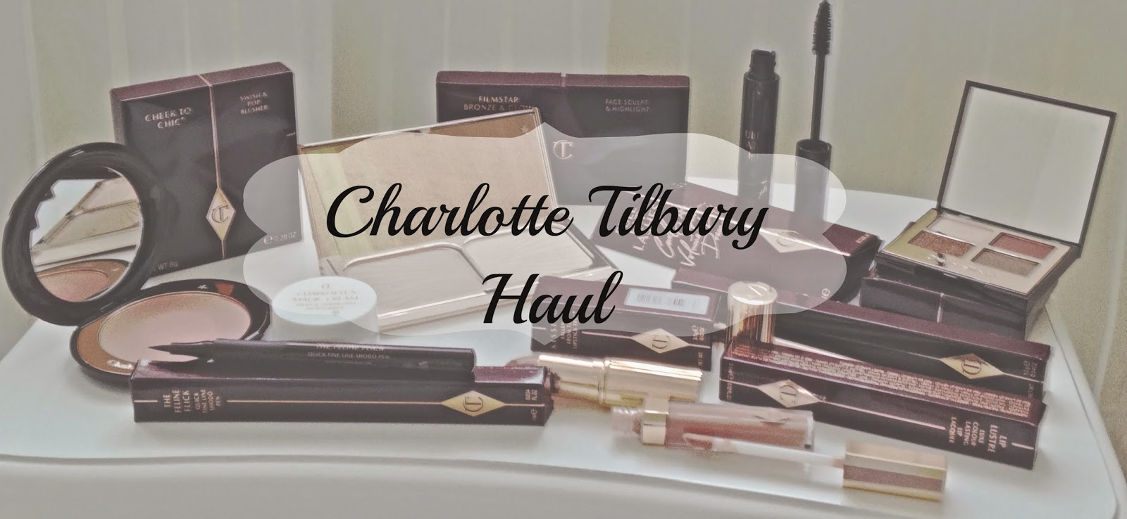 Filmstar Bronze and Glow, The Dolce Vita, Charlotte Tilbury Blog Post