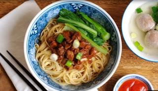 Resep masakan mieayam special