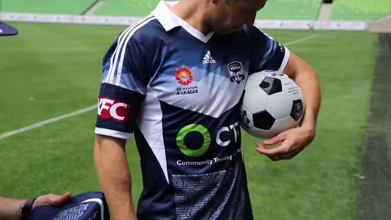 Adidas Melbourne Victory 10th Anniversary Kit Revealed - Footy ...