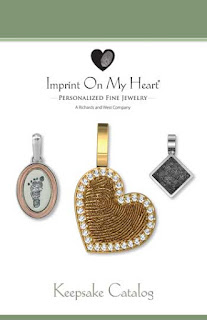 Imprint On My Heart Personalized Fine Fingerprint Jewlery
