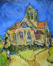 essai d'après Van Gogh