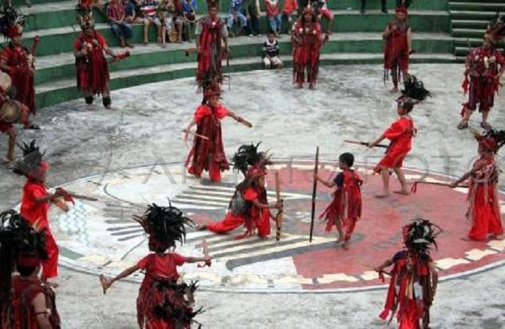 Tarian Mesalai Asal Sulawesi Utara