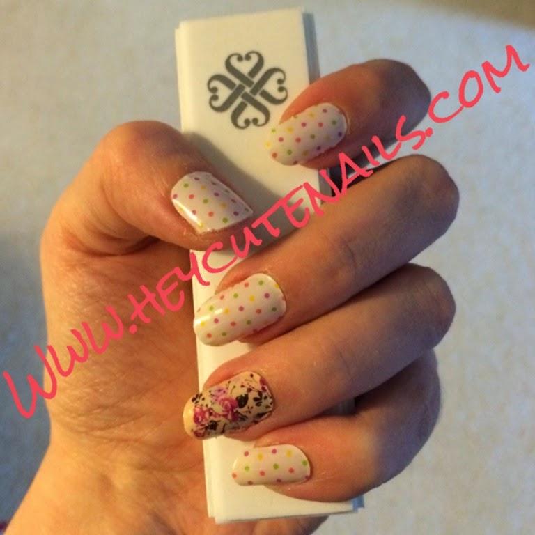 Hey! Cute Nails!: June 2014