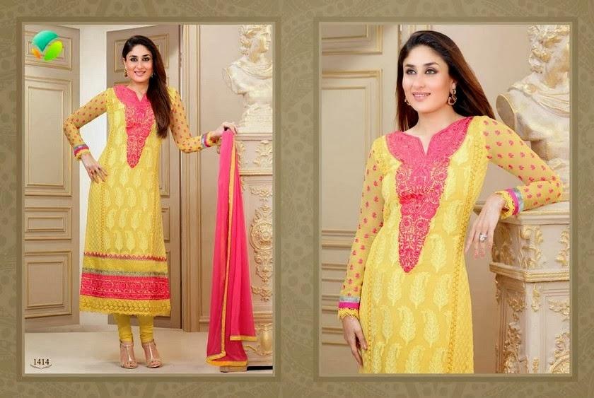 Exclusive Embroidery Designer Salwar Suits