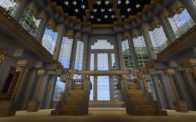 Minecraft Ballroom