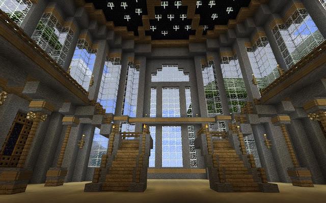 Minecraft Ballroom