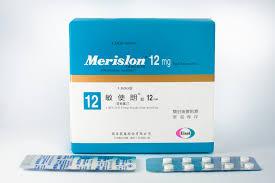Merislon 6 Mg Dan Merislon 12 Mg
