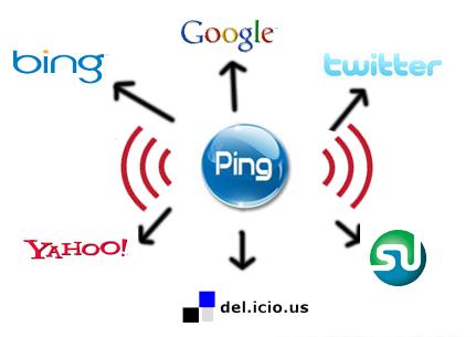 10 Situs Auto Ping Terbaik Untuk Blog