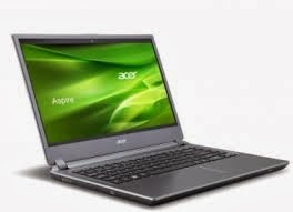 Finishing Install New OS Acer Aspire M5-481G Laptop