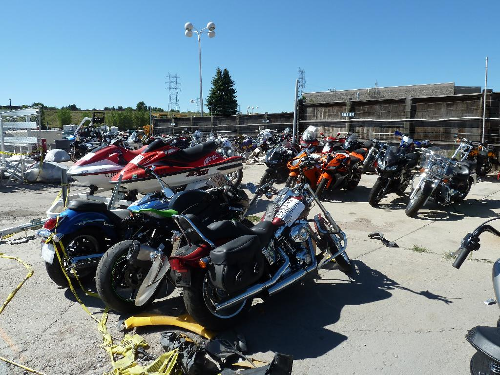 Motorcycle Stores Near Me >> T Rex Motorcycle Salvage Yards | Autos Weblog