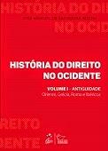 HISTÓRIA DO DIREITO NO OCIDENTE - ANTIGUIDADE