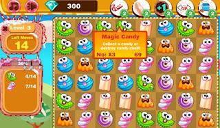 Cafe Candy Awesome Puzzle online Games free play