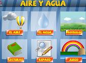 JUEGOS DE AGUA Y AIRE