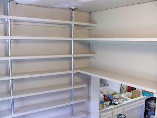 ck and nate header pantry shelves done. Black Bedroom Furniture Sets. Home Design Ideas