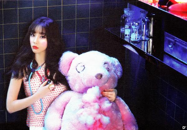 SNSD Mr Mr Taeyeon Photocard