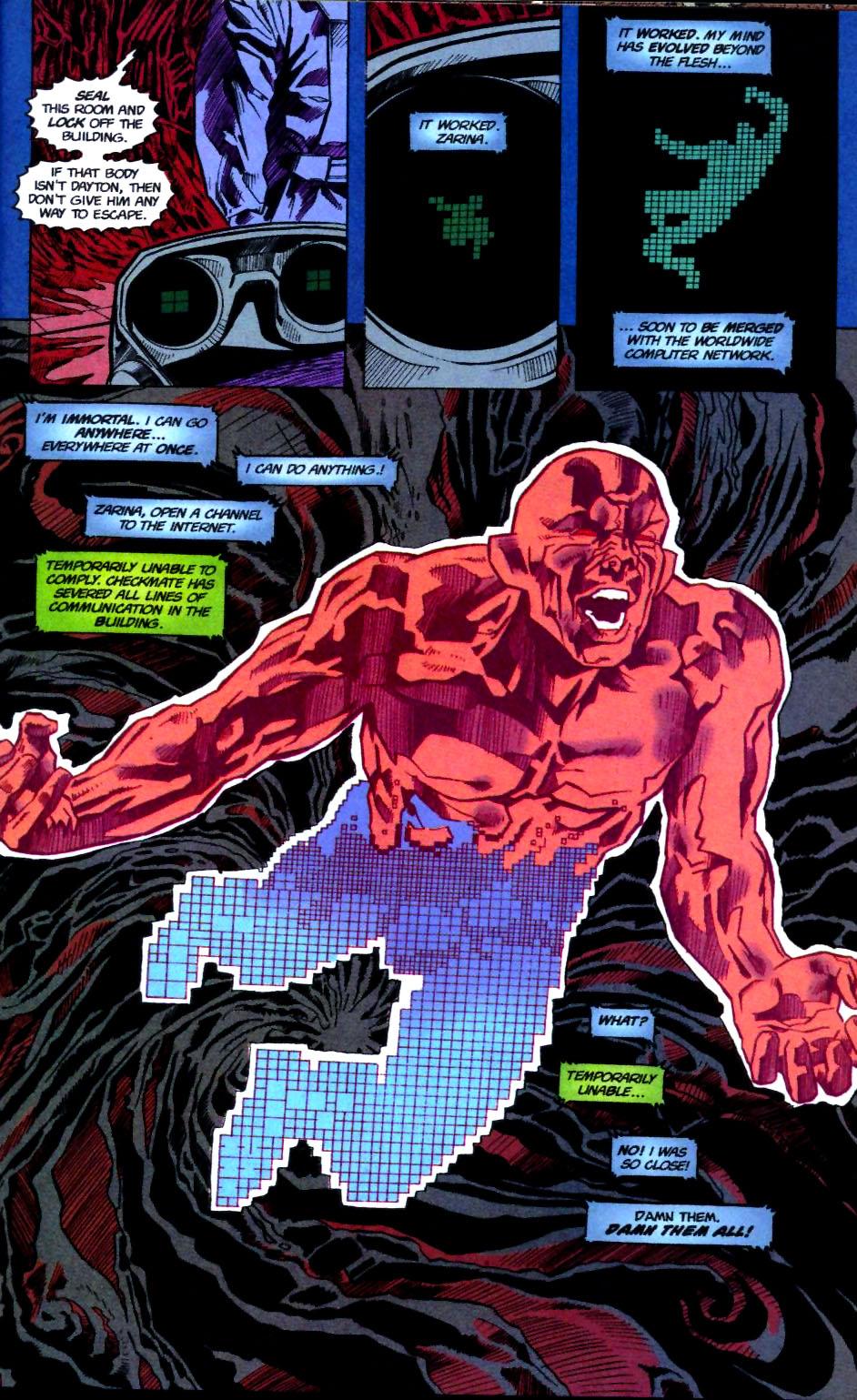 Deathstroke (1991) Issue #50 #55 - English 32