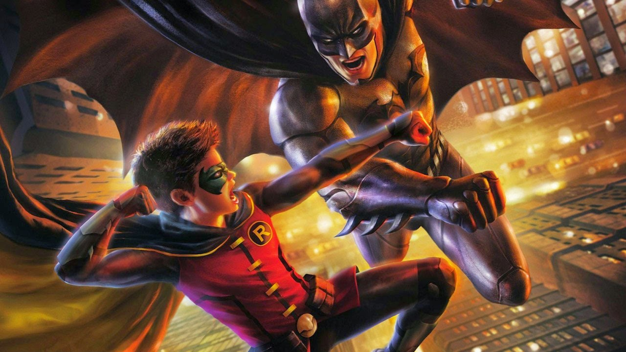 HD Batman vs. Robin photos screen shots poster