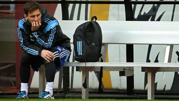 Las palabras de Gerardo Martino sobre Leo Messi
