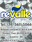 REVALLE=REVENDA VALLE DA INTEGRAÇÃO LTDA. NOVO Endereço DISF