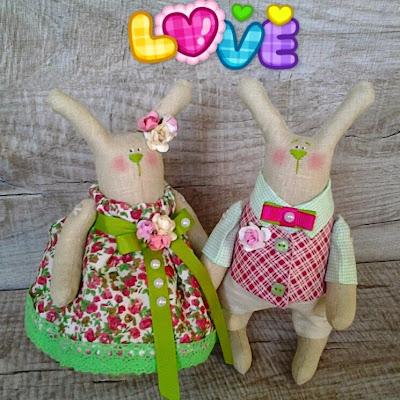 пара заев, зайцы, влюбленные зайки, купить зайцев