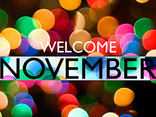 welcome november pictures