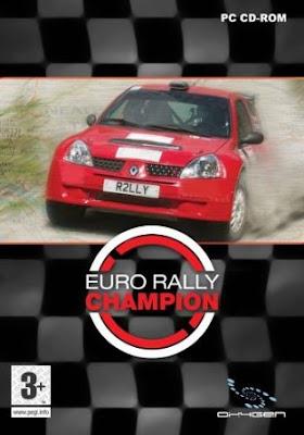 Euro Rally Championship Logo