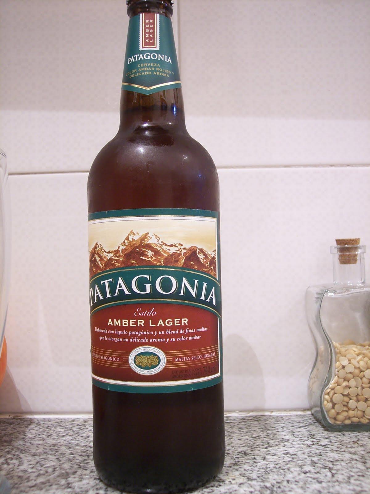 Cervezas Que Prob 233 Patagonia Amber Lager