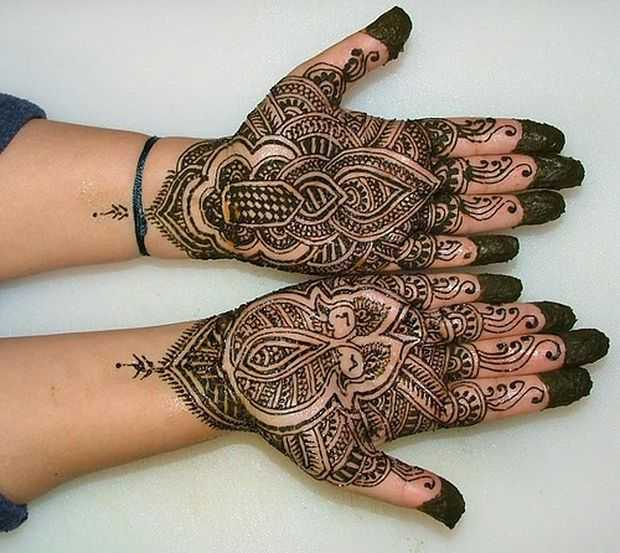 Festival Mehndi Designs