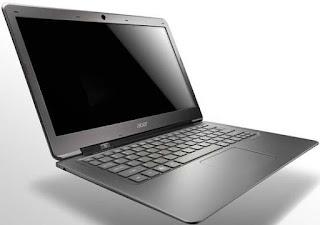 ultrabook notebook tipis harga murah terbaik, acer aspire s3 ultrabook, ultrabook murah, harga notebook ultrabook
