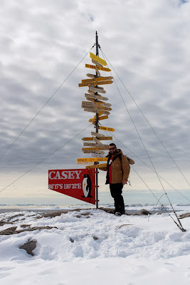 Casey Station Antarctica