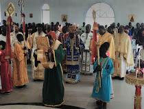 Λήξη του ιερατικού σεμιναρίου στο Λουγκουζί της Ουγκάντας