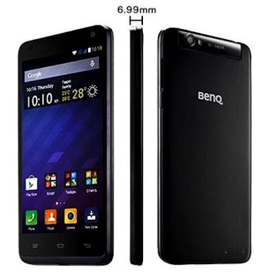 Review BenQ B502