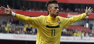 Neymar ya sería jugador del Real Madrid