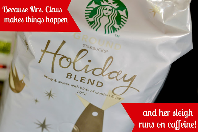 Mommy Testers Starbucks Limited Edition Holiday Blend from Sam's Club #Delicious Pairings