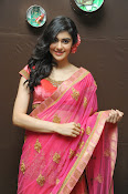Adah Sharma Gorgeous in Pink Saree-thumbnail-3