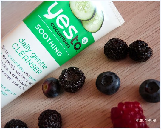 Yes to Cucumbers, Soothing Daily Gentle Facial Cleaser