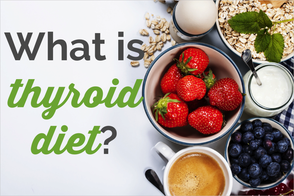 THYROID DIET CHARTS
